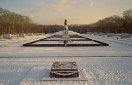 Soviet War Memorial #2,Treptower Park, Berlin 2013