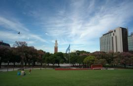 Retiro, Buenos Aires 2013
