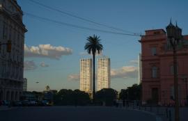 Plaza de Mayo, Buenos Aires 2013