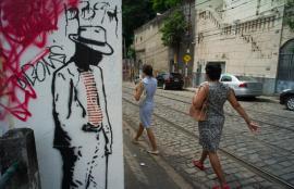 Santa Teresa, Rio de Janeiro 2013