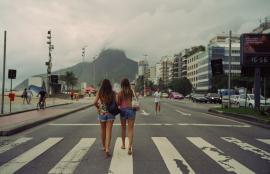 Cariocas #1, Ipanema, Rio 2013
