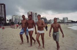 Cariocas #2, Ipanema, Rio 2013