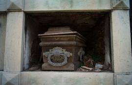 Death, Cementerio de la Recoleta, Buenos Aires 2013