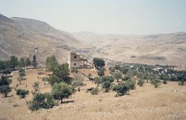 Wadi Shoaib, Al-Salt, Jordan