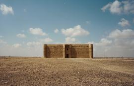 Qasr Al-Mushatta, Jordan 2013