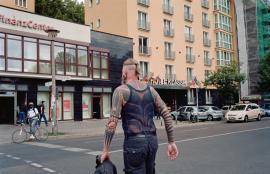 Warschauer Straße, Berlin 2013