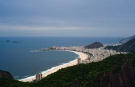 Copacabana, Rio de Janeiro 2013