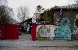 Lovelite, Friedrichshain Berlin 2013