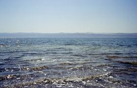 Dead Sea, Jordan 2013