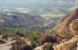 Wadi Al Mujib, Jordan 2006