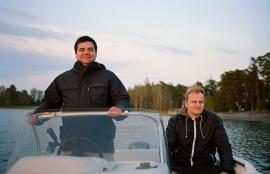 André and Jesse, Espoo 2014
