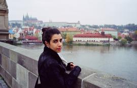 Alaa, Prague 2013