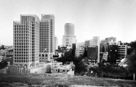 View of جبل عمان Jabal Amman  2011