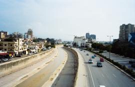 كورنيش النهر Beirut 2014