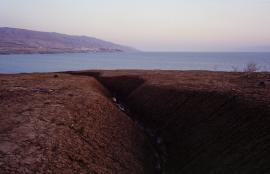 The Dead Sea, Jordan 2015