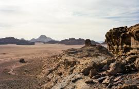 Wadi Rum, Jordan 2014