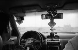 Desert Highway Jordan 2011
