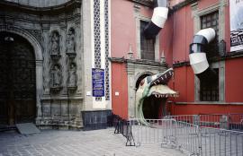 Centro Historico, Ciudad de México 2018