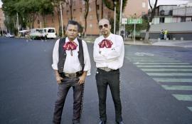 Mariachi Musicians, Ciudad de México 2018